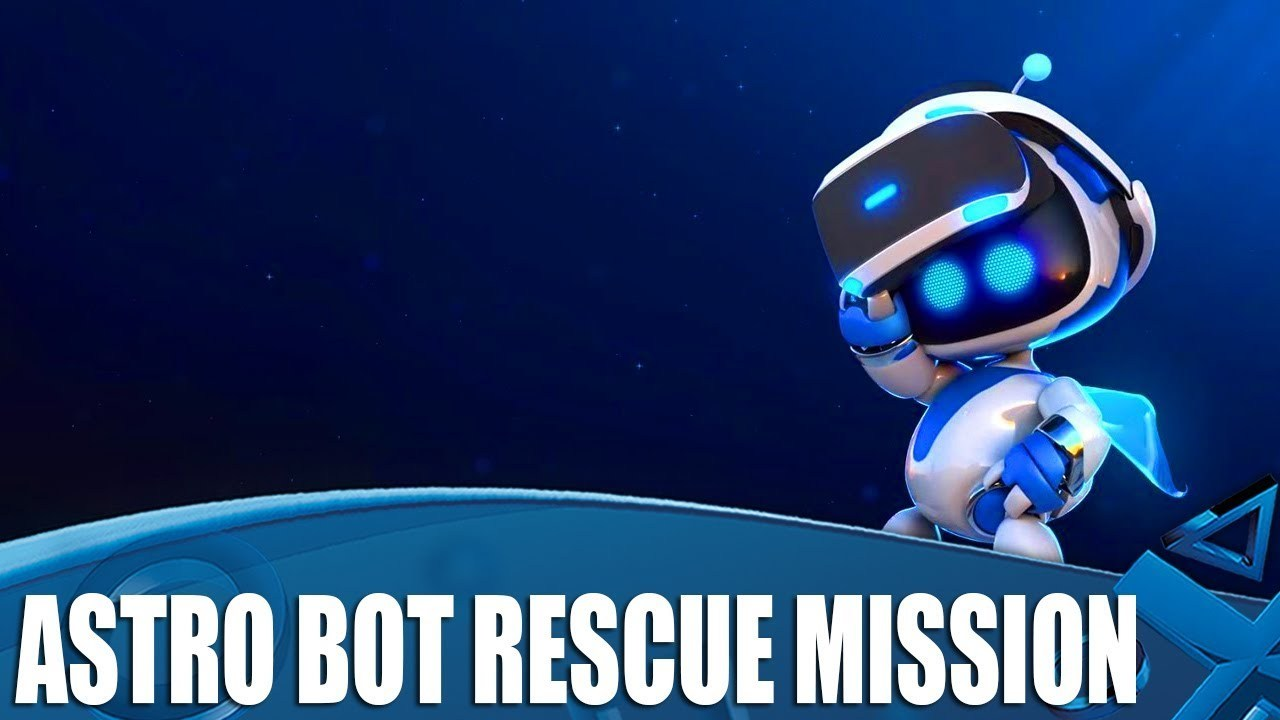 PlayStation VR Astro Bot: Rescue Mission