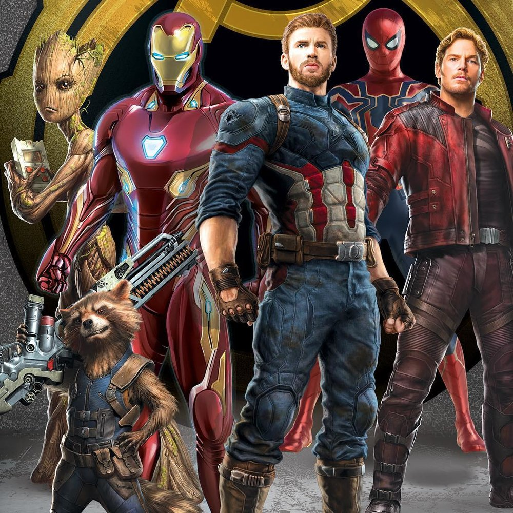 Marvel's Avengers 3 Movie Collection