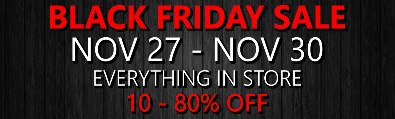 The Shopville Black Friday Collection!