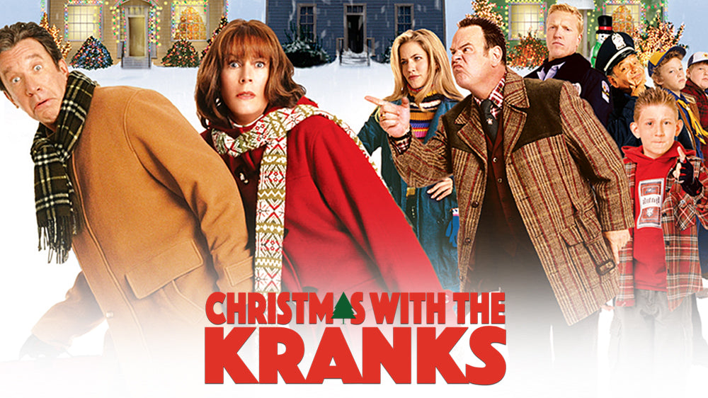 Christmas With The Kranks Dvd.Christmas With The Kranks The Holiday Double Feature Dvd