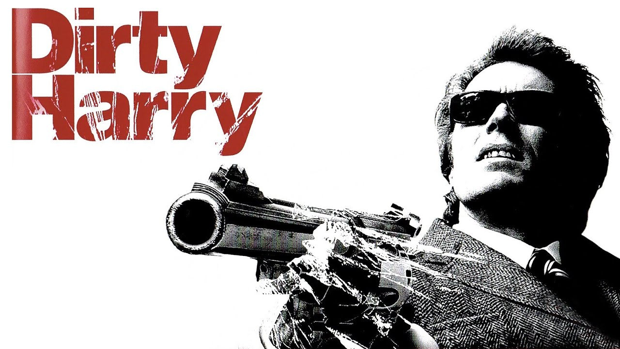 Clint Eastwood: Dirty Harry Collection [Blu-Ray Box Set]