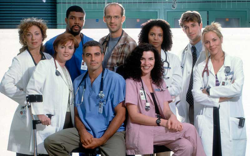 ER - The Complete Series Seasons 1-15