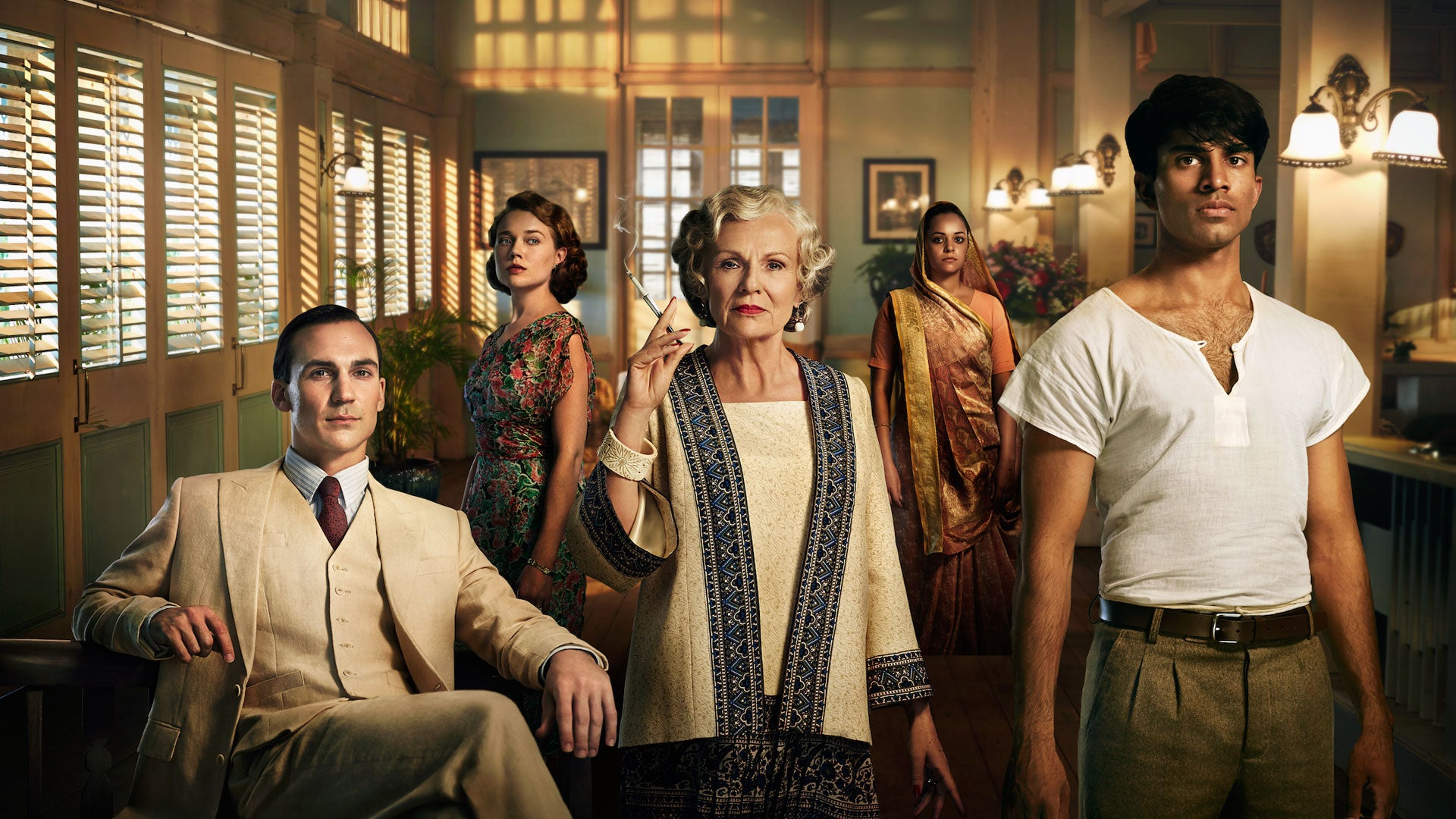 Indian Summers: The Complete Second Season