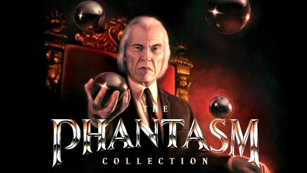 Phantasm 5-Movie DVD Collection