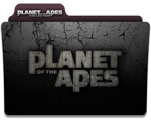 50 Years of Planet of the Apes - 9-Movie Collection