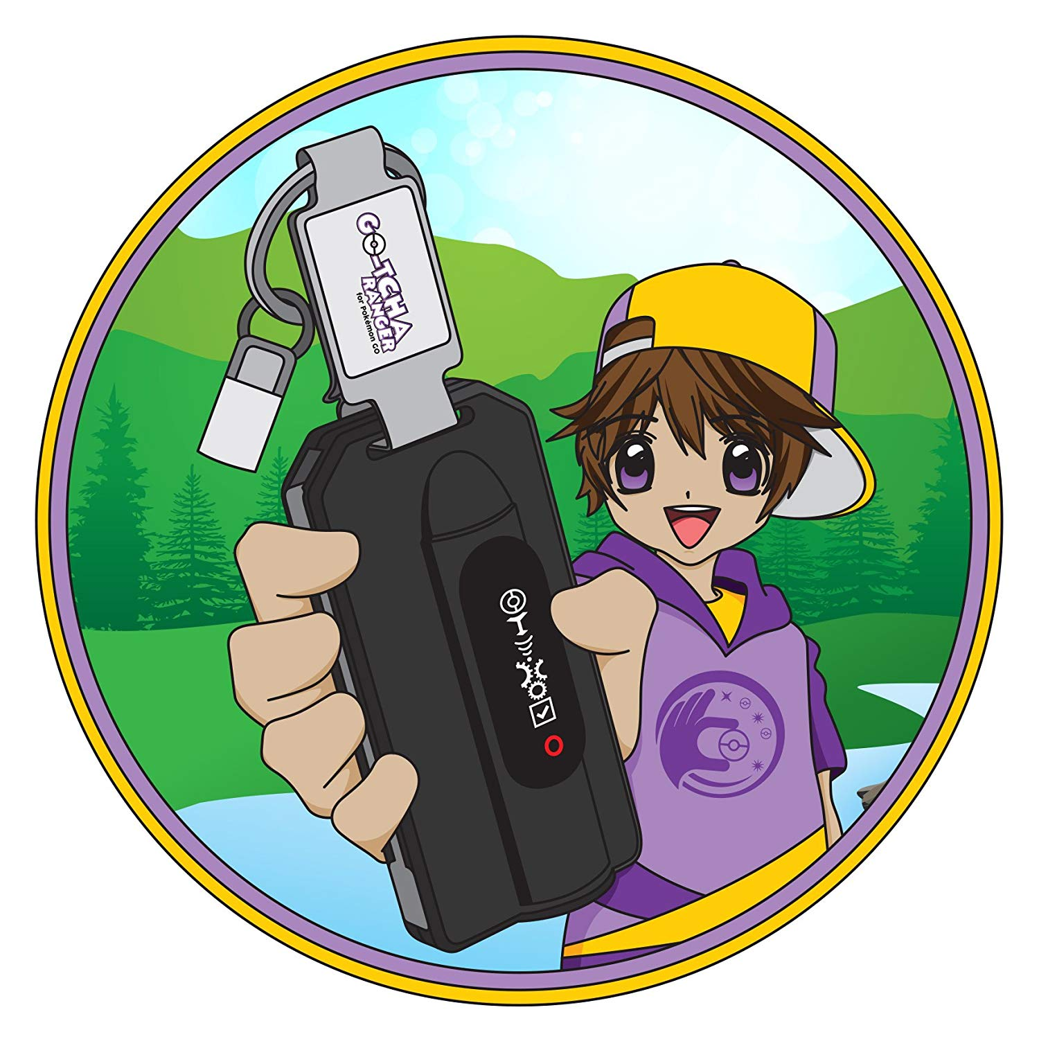 Datel Pokemon Go-tcha Ranger