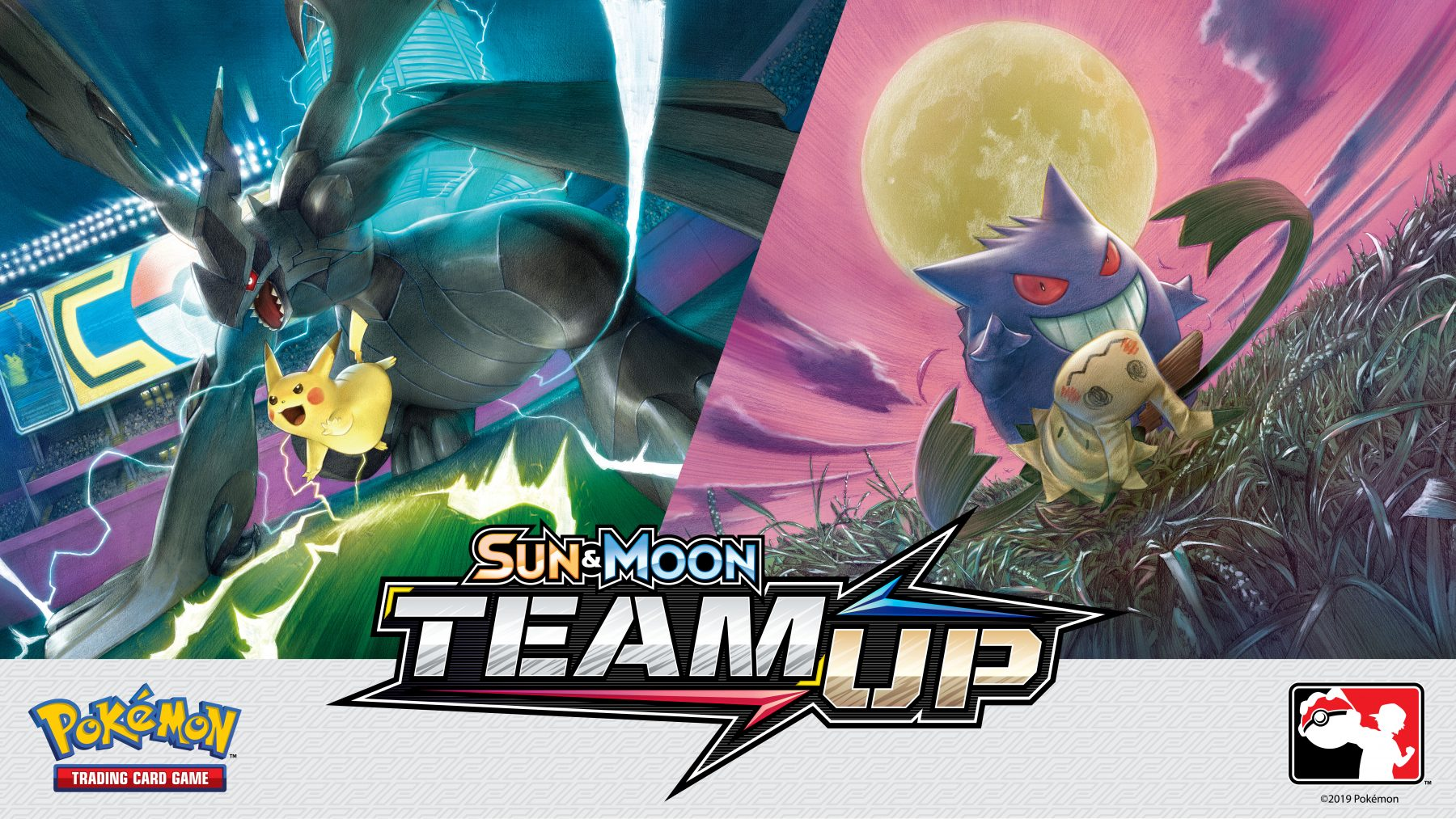 Pokemon TCG Sun & Moon - Team Up Elite Trainer Box