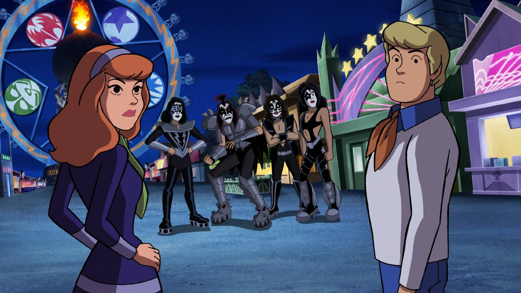 Scooby-Doo & Kiss: Rock and Roll Mystery