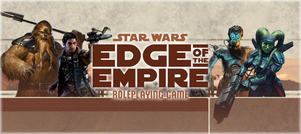 Star Wars: Edge of the Empire Roleplaying Game - Core Rulebook