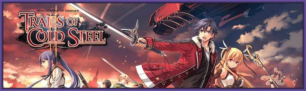 The Legend of Heroes: Trails of Cold Steel II - Relentless Edition