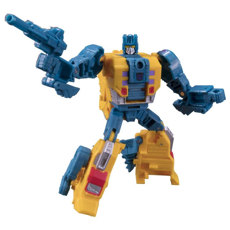 Transformers Generations: Power of the Primes - Deluxe Class Sinnertwin