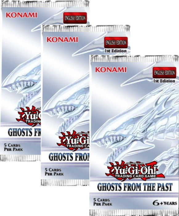 Yu-Gi-Oh! Trading Card Game: Ghosts From the Past Box