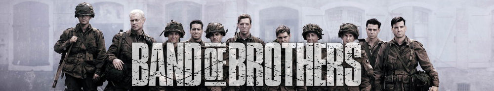 Band of Brothers: The Complete Series SteelCase