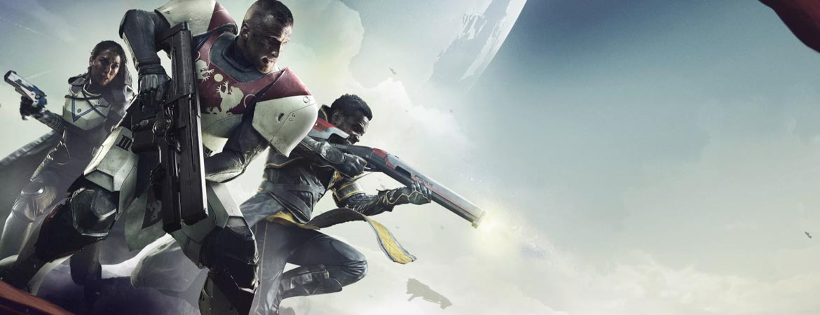 Destiny 2 now available!