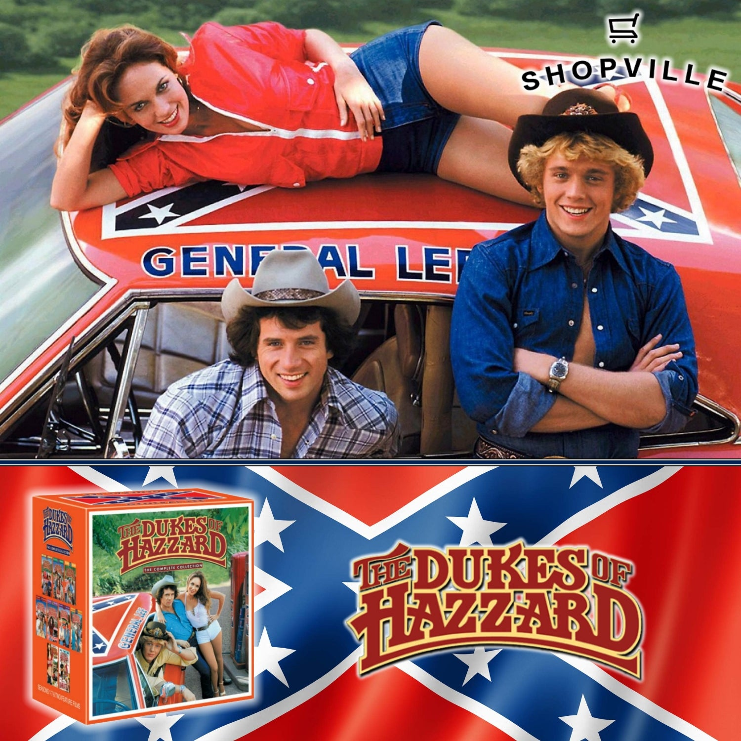 The Dukes of Hazzard Complete Collection Giveaway