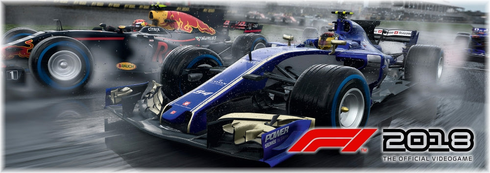 F1 2018 - The Official Videogame