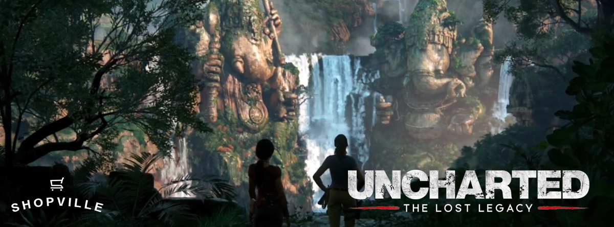 Uncharted: The Lost Legacy Giveaway