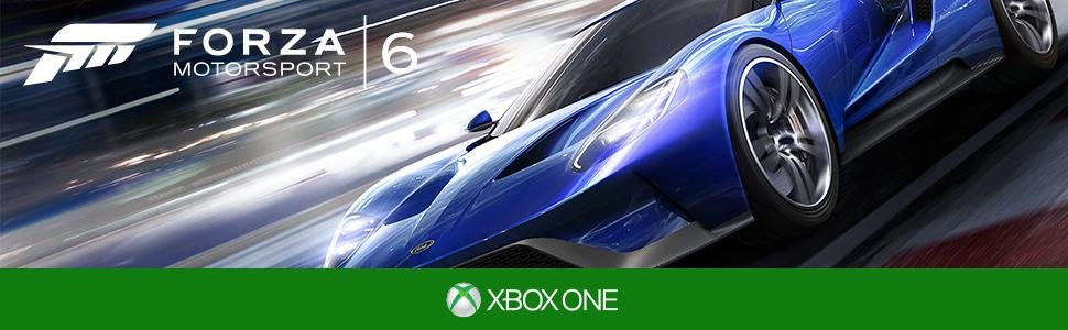 Forza Motorsport 6: Ten Year Anniversary Edition