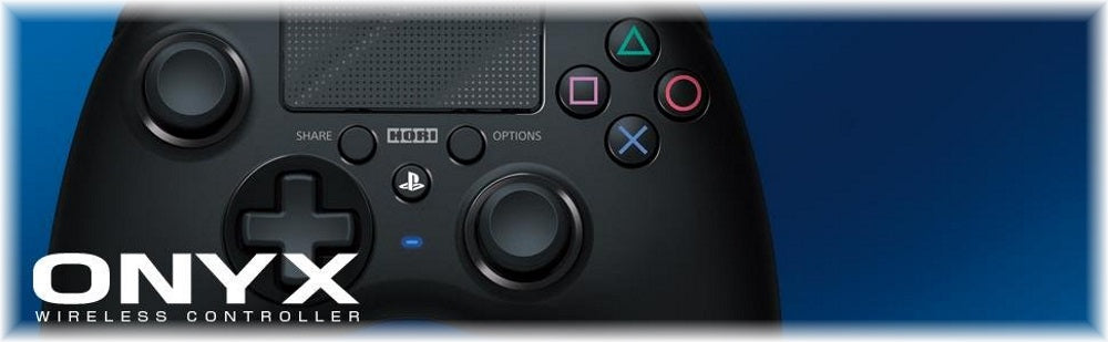 HORI ONYX Officially Licensed Bluetooth Wireless PS4 Controller