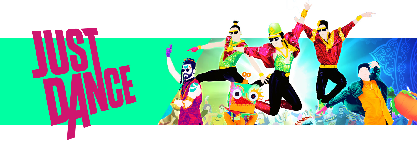 The   Just Dance Collection