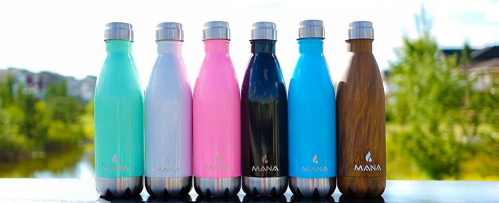 MANA Bottle Collection