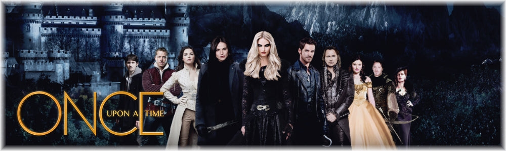 Once Upon a Time: The Complete Seasons 1-6