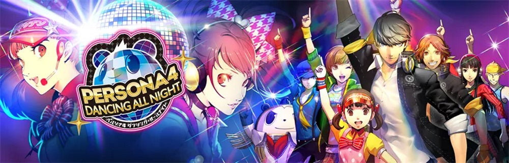 Persona 4: Dancing All Night - Disco Fever Collector's Edition