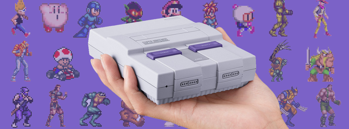 SNES Classic Mini Console Giveaway