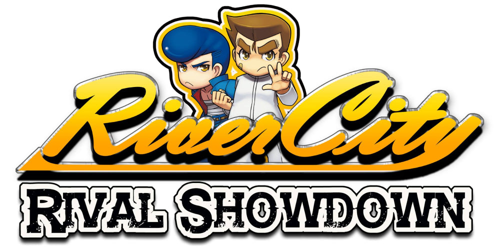 River City: Rival Showdown - Limited Riki Keychain Edition