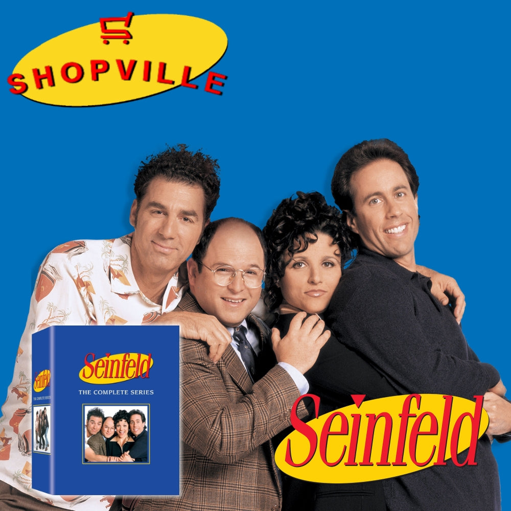 Seinfeld: The Complete Series Giveaway