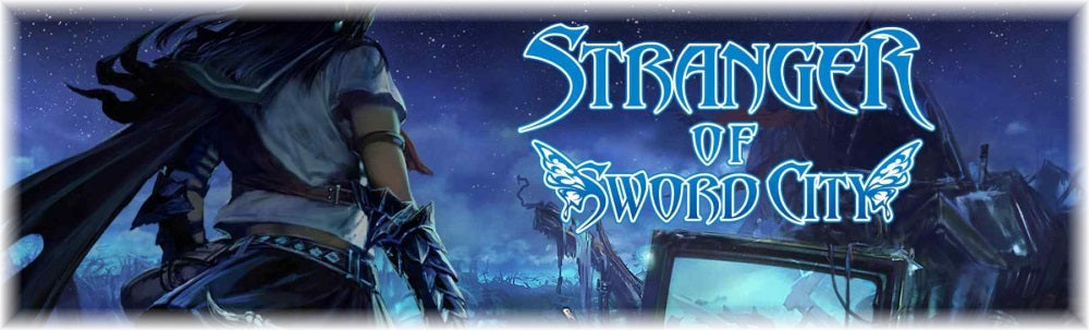 Stranger of Sword City - Limited Collector Edition
