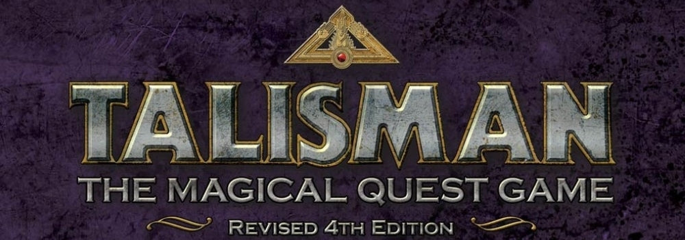 Talisman: The Magical Quest Game - Revised 4th Edition