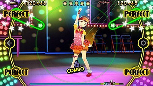 Persona 4: Dancing All Night [Sony PS Vita]