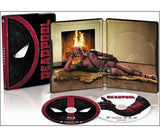 Deadpool Exclusive Steelbook [Blu-Ray Steelbook]