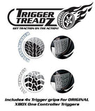 Trigger Treadz Improved Controller Thumb Grips 4-Pack [Xbox One Accessory]