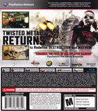 Twisted Metal [PlayStation 3]
