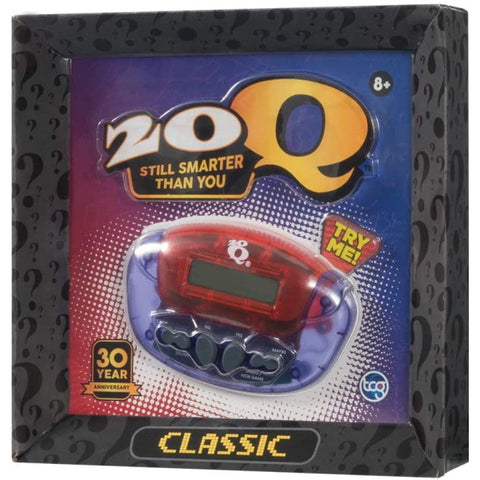 20Q Still Smarter Than You Classic Edition [Board Game, 1+ Players]