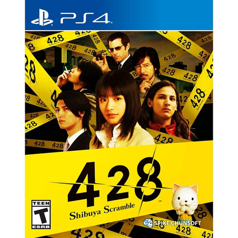 428: Shibuya Scramble [PlayStation 4]