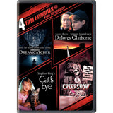 4 Film Favorites: King of Horror Collection [DVD]
