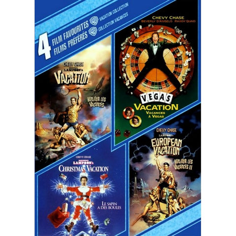 4 Film Favorites: National Lampoon's Vacation Collection [DVD]