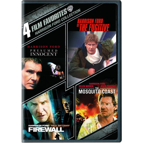 4 Film Favorites: Harrison Ford Collection [DVD Box Set]