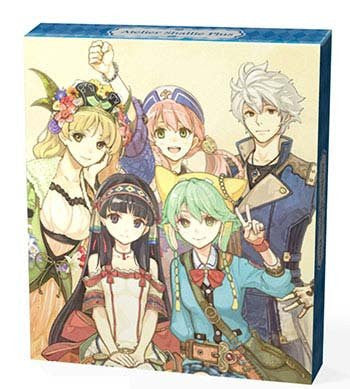 Atelier Shallie Plus: Alchemists Of The Dusk Sea - Limited Edition [Sony PS Vita]