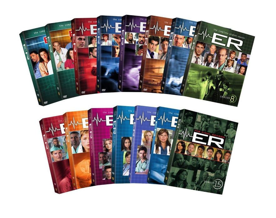 ER: The Complete Series [DVD Box Set]
