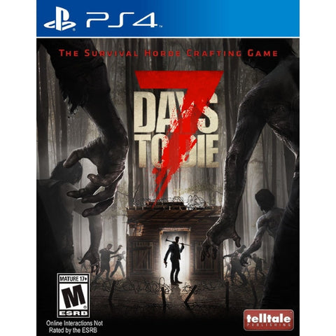 7 Days to Die [PlayStation 4]