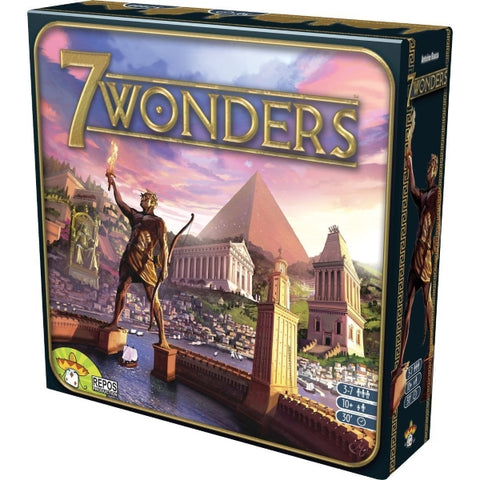 7 Wonders [Card Game, 2-7 Players]