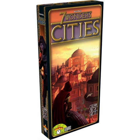 7 Wonders: Cities Expansion [Card Game, 2-8 Players]