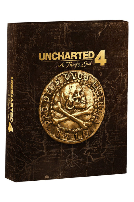 Uncharted 4: A Thief's End - Special Edition [PlayStation 4]