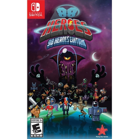 88 Heroes: 98 Heroes Edition [Nintendo Switch]