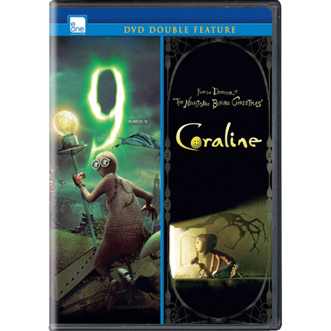 9 / Coraline Double Feature [DVD Box Set]