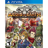 Aegis of Earth: Protonovus Assault [Sony PS Vita]
